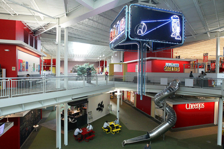 Rackspace, San Antonio, Texas